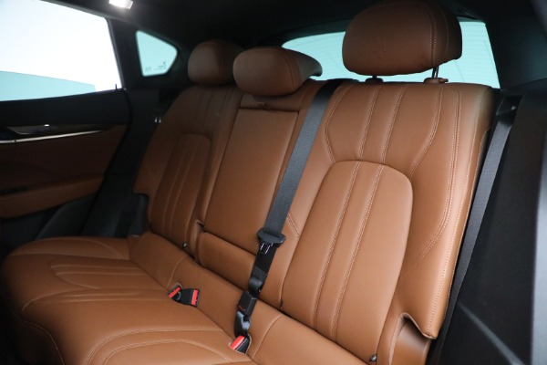 Used 2018 Maserati Levante GranSport for sale Sold at Aston Martin of Greenwich in Greenwich CT 06830 23