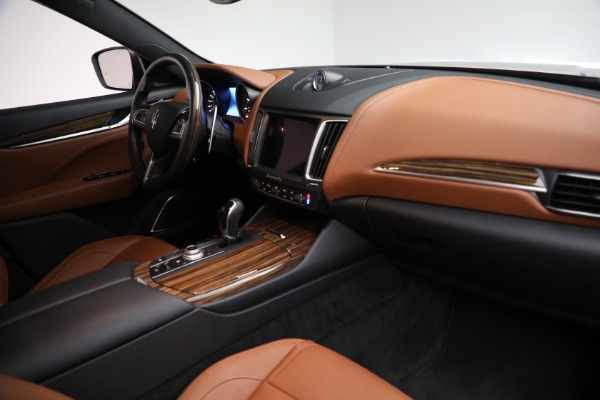 Used 2018 Maserati Levante GranSport for sale Sold at Aston Martin of Greenwich in Greenwich CT 06830 25