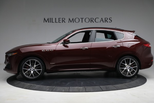 Used 2018 Maserati Levante GranSport for sale Sold at Aston Martin of Greenwich in Greenwich CT 06830 3