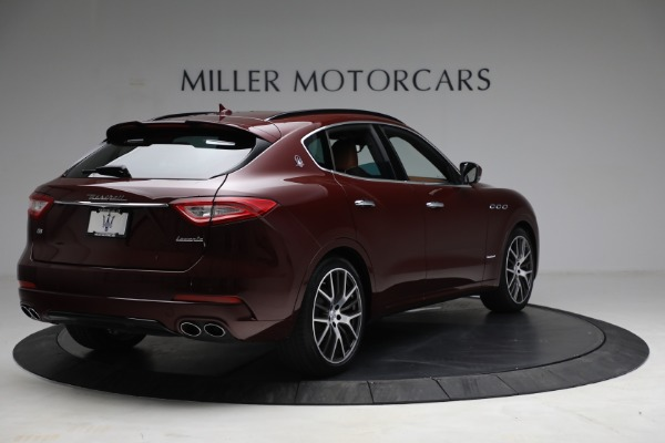 Used 2018 Maserati Levante GranSport for sale Sold at Aston Martin of Greenwich in Greenwich CT 06830 7