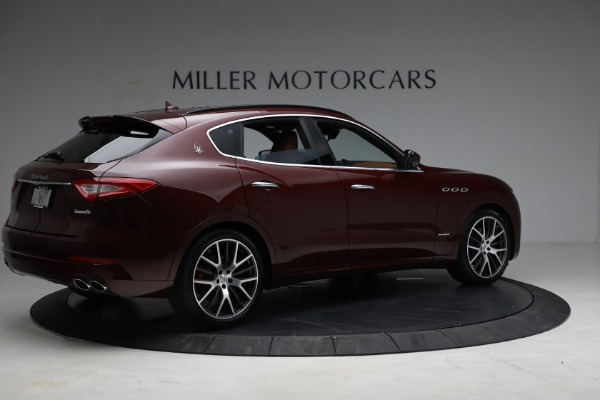Used 2018 Maserati Levante GranSport for sale Sold at Aston Martin of Greenwich in Greenwich CT 06830 8