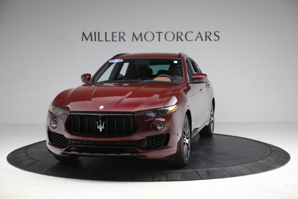 Used 2018 Maserati Levante GranSport for sale Sold at Aston Martin of Greenwich in Greenwich CT 06830 1