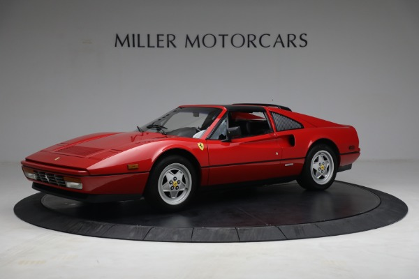 Used 1988 Ferrari 328 GTS for sale Call for price at Aston Martin of Greenwich in Greenwich CT 06830 14