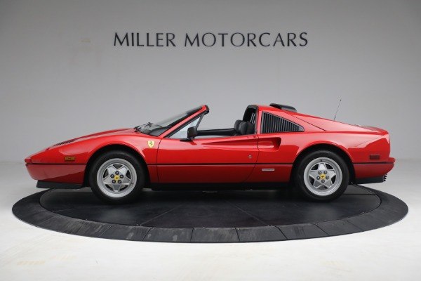 Used 1988 Ferrari 328 GTS for sale Call for price at Aston Martin of Greenwich in Greenwich CT 06830 3