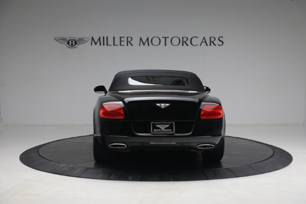 Used 2012 Bentley Continental GTC GT for sale $119,900 at Aston Martin of Greenwich in Greenwich CT 06830 16