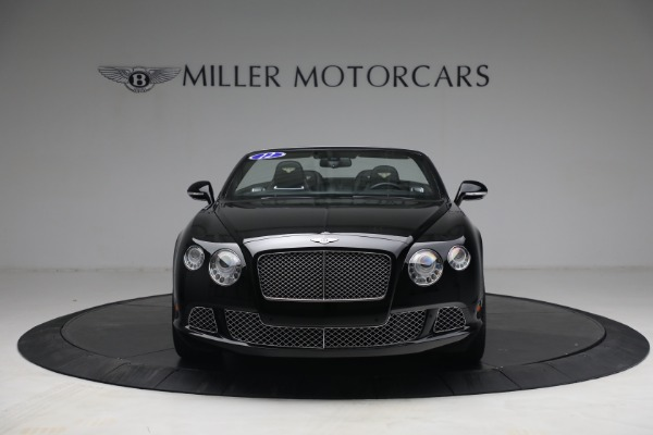 Used 2012 Bentley Continental GTC GT for sale $119,900 at Aston Martin of Greenwich in Greenwich CT 06830 23