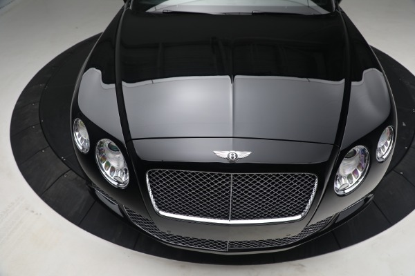 Used 2012 Bentley Continental GTC GT for sale $119,900 at Aston Martin of Greenwich in Greenwich CT 06830 24
