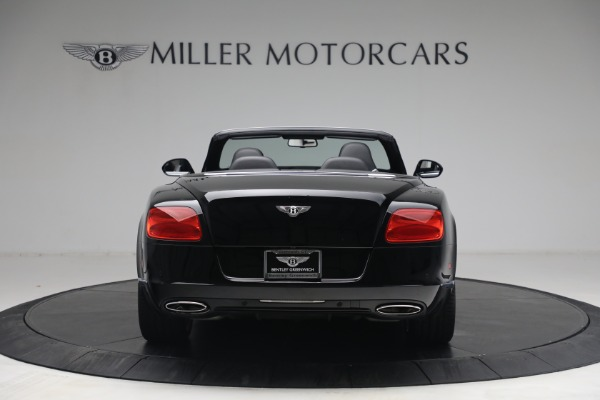Used 2012 Bentley Continental GTC GT for sale $119,900 at Aston Martin of Greenwich in Greenwich CT 06830 5