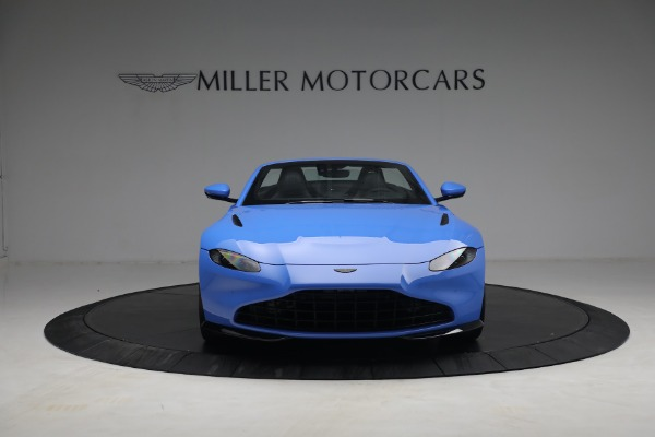 New 2021 Aston Martin Vantage Roadster for sale $186,386 at Aston Martin of Greenwich in Greenwich CT 06830 10