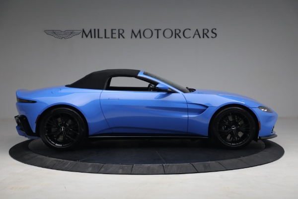 New 2021 Aston Martin Vantage Roadster for sale $186,386 at Aston Martin of Greenwich in Greenwich CT 06830 16