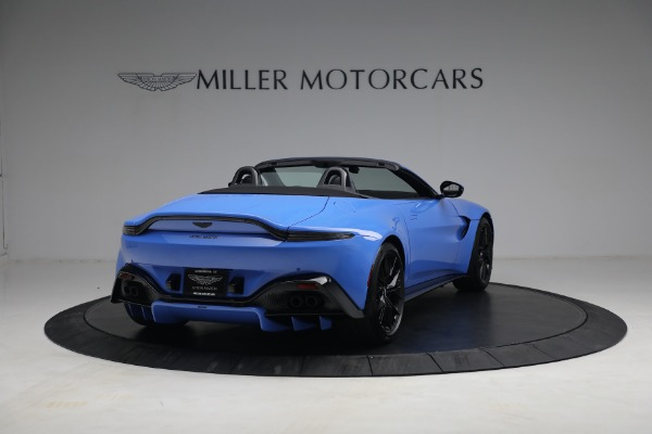 New 2021 Aston Martin Vantage Roadster for sale $186,386 at Aston Martin of Greenwich in Greenwich CT 06830 5