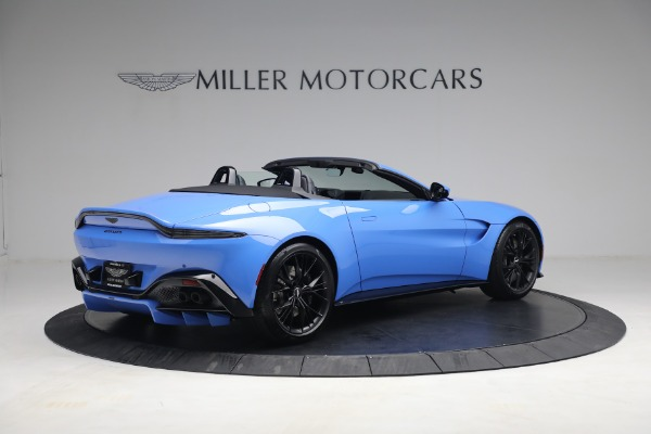 New 2021 Aston Martin Vantage Roadster for sale $186,386 at Aston Martin of Greenwich in Greenwich CT 06830 6