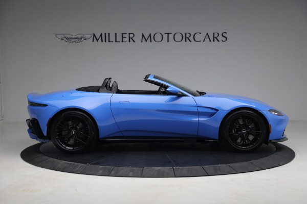 New 2021 Aston Martin Vantage Roadster for sale $186,386 at Aston Martin of Greenwich in Greenwich CT 06830 7