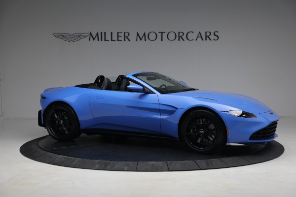 New 2021 Aston Martin Vantage Roadster for sale $186,386 at Aston Martin of Greenwich in Greenwich CT 06830 8