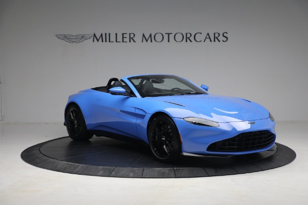 New 2021 Aston Martin Vantage Roadster for sale $186,386 at Aston Martin of Greenwich in Greenwich CT 06830 9