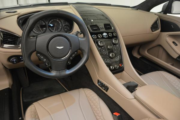 New 2016 Aston Martin Vanquish Volante for sale Sold at Aston Martin of Greenwich in Greenwich CT 06830 21