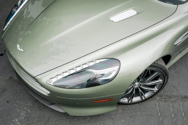 Used 2015 Aston Martin DB9 Volante for sale $119,990 at Aston Martin of Greenwich in Greenwich CT 06830 4