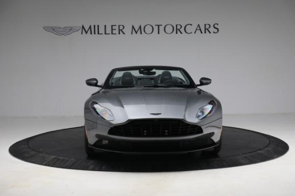 New 2021 Aston Martin DB11 Volante for sale $260,286 at Aston Martin of Greenwich in Greenwich CT 06830 13