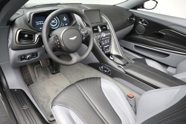 New 2021 Aston Martin DB11 Volante for sale $260,286 at Aston Martin of Greenwich in Greenwich CT 06830 14
