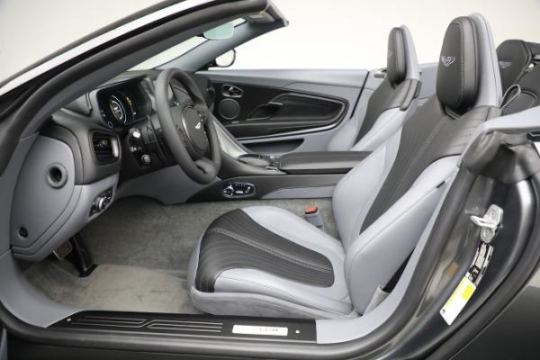 New 2021 Aston Martin DB11 Volante for sale $260,286 at Aston Martin of Greenwich in Greenwich CT 06830 15