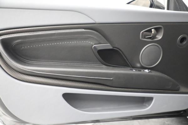 New 2021 Aston Martin DB11 Volante for sale $260,286 at Aston Martin of Greenwich in Greenwich CT 06830 17
