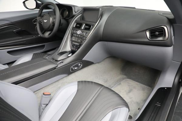 New 2021 Aston Martin DB11 Volante for sale $260,286 at Aston Martin of Greenwich in Greenwich CT 06830 20