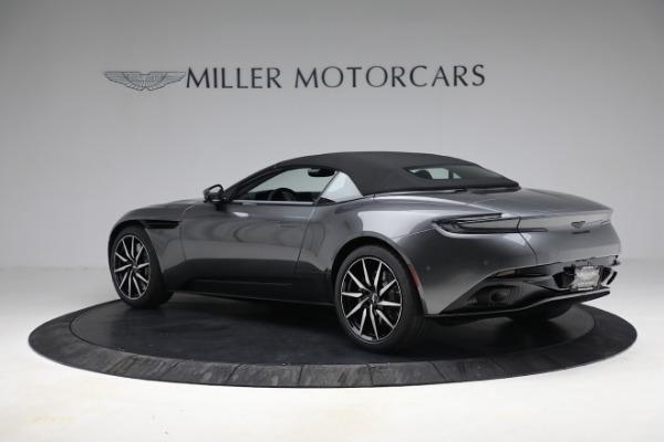 New 2021 Aston Martin DB11 Volante for sale $260,286 at Aston Martin of Greenwich in Greenwich CT 06830 25