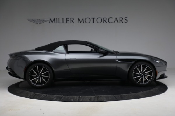 New 2021 Aston Martin DB11 Volante for sale $260,286 at Aston Martin of Greenwich in Greenwich CT 06830 27