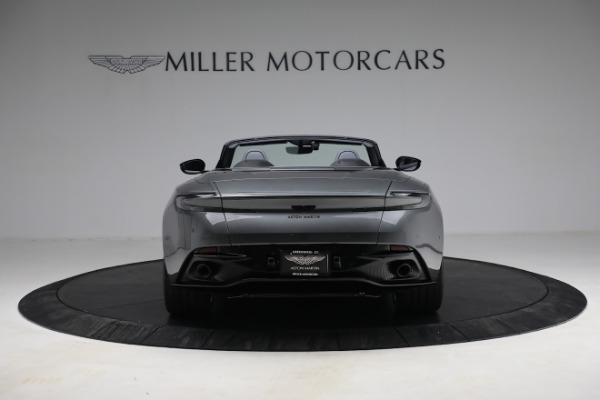 New 2021 Aston Martin DB11 Volante for sale $260,286 at Aston Martin of Greenwich in Greenwich CT 06830 7