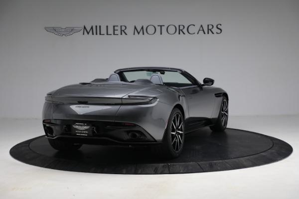New 2021 Aston Martin DB11 Volante for sale $260,286 at Aston Martin of Greenwich in Greenwich CT 06830 8