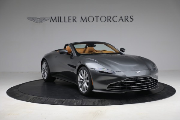 New 2021 Aston Martin Vantage Roadster for sale $174,586 at Aston Martin of Greenwich in Greenwich CT 06830 10