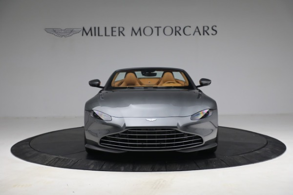 New 2021 Aston Martin Vantage Roadster for sale $174,586 at Aston Martin of Greenwich in Greenwich CT 06830 11