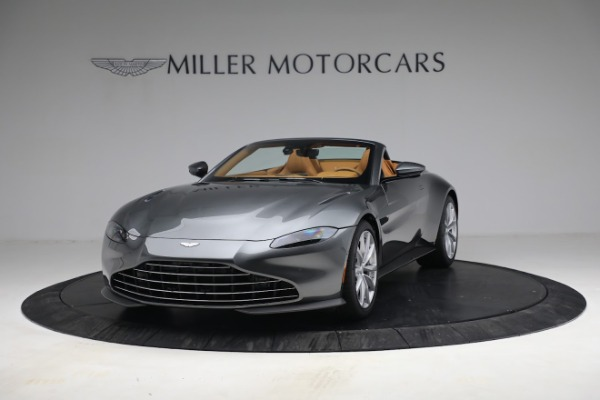 New 2021 Aston Martin Vantage Roadster for sale $174,586 at Aston Martin of Greenwich in Greenwich CT 06830 12