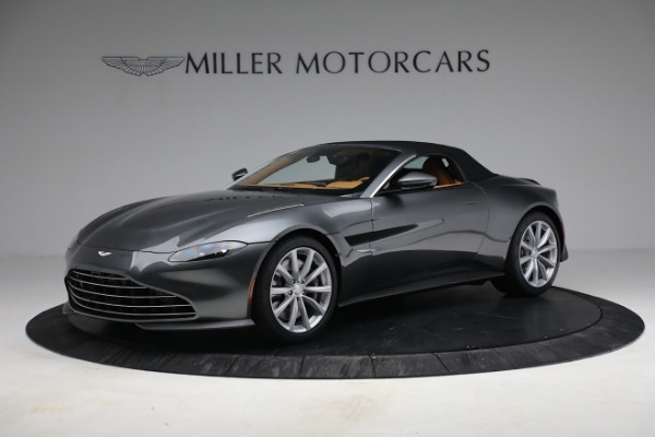 New 2021 Aston Martin Vantage Roadster for sale $174,586 at Aston Martin of Greenwich in Greenwich CT 06830 18