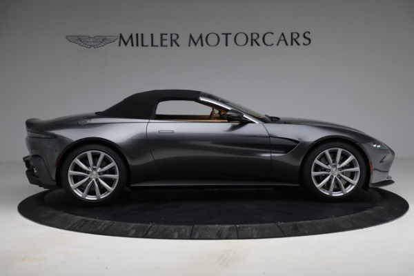 New 2021 Aston Martin Vantage Roadster for sale $174,586 at Aston Martin of Greenwich in Greenwich CT 06830 20