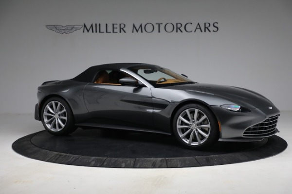 New 2021 Aston Martin Vantage Roadster for sale $174,586 at Aston Martin of Greenwich in Greenwich CT 06830 21