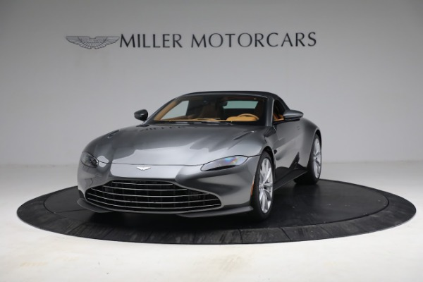 New 2021 Aston Martin Vantage Roadster for sale $174,586 at Aston Martin of Greenwich in Greenwich CT 06830 23