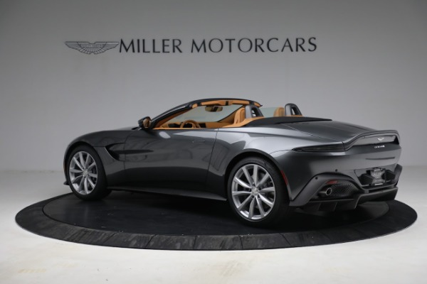 New 2021 Aston Martin Vantage Roadster for sale $174,586 at Aston Martin of Greenwich in Greenwich CT 06830 3