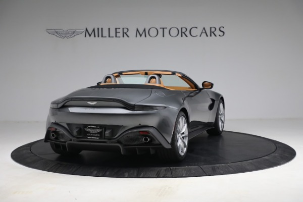 New 2021 Aston Martin Vantage Roadster for sale $174,586 at Aston Martin of Greenwich in Greenwich CT 06830 6