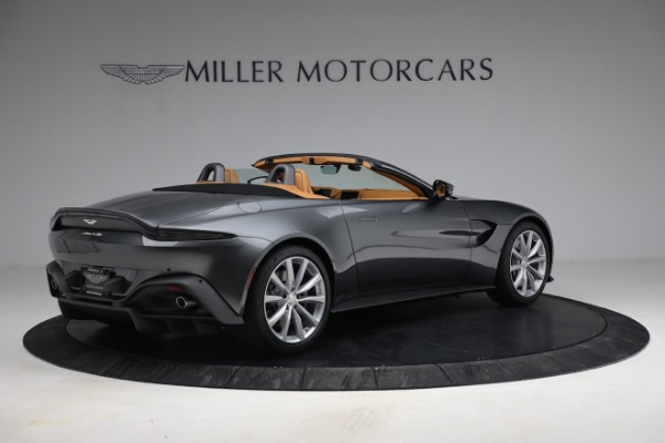 New 2021 Aston Martin Vantage Roadster for sale $174,586 at Aston Martin of Greenwich in Greenwich CT 06830 7