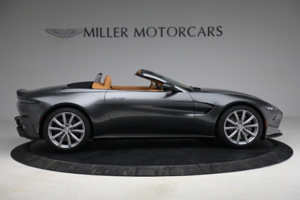 New 2021 Aston Martin Vantage Roadster for sale $174,586 at Aston Martin of Greenwich in Greenwich CT 06830 8