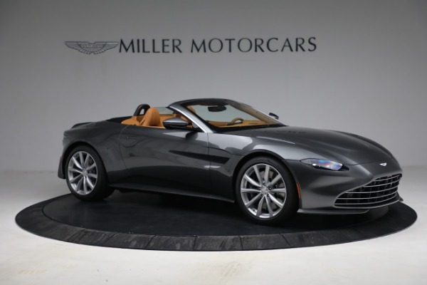 New 2021 Aston Martin Vantage Roadster for sale $174,586 at Aston Martin of Greenwich in Greenwich CT 06830 9