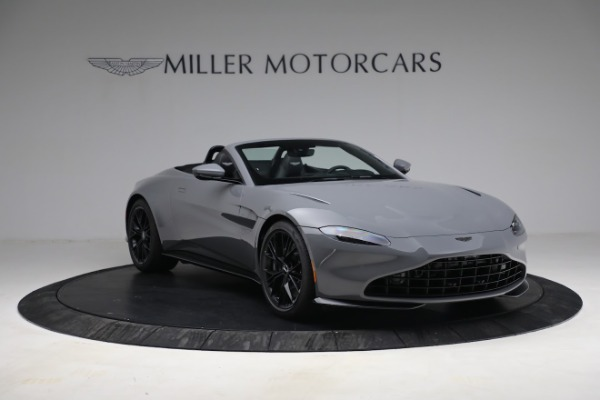 New 2021 Aston Martin Vantage Roadster for sale $180,286 at Aston Martin of Greenwich in Greenwich CT 06830 10