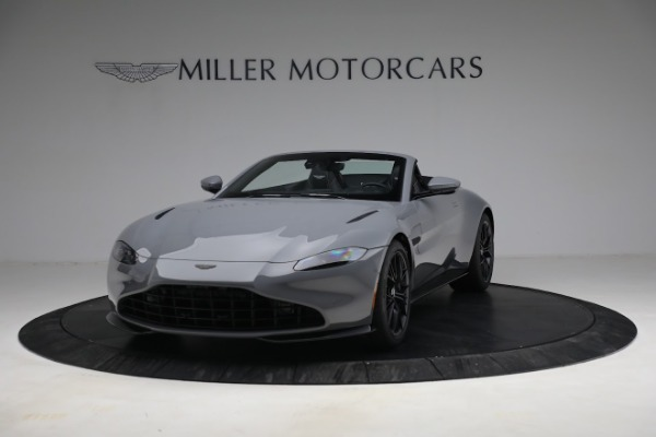 New 2021 Aston Martin Vantage Roadster for sale $180,286 at Aston Martin of Greenwich in Greenwich CT 06830 12