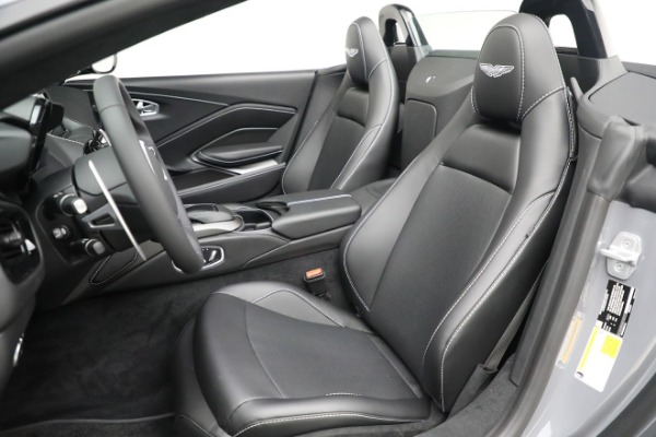 New 2021 Aston Martin Vantage Roadster for sale $180,286 at Aston Martin of Greenwich in Greenwich CT 06830 15