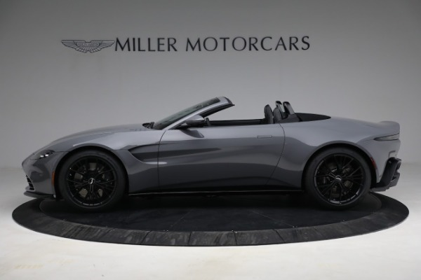 New 2021 Aston Martin Vantage Roadster for sale $180,286 at Aston Martin of Greenwich in Greenwich CT 06830 2