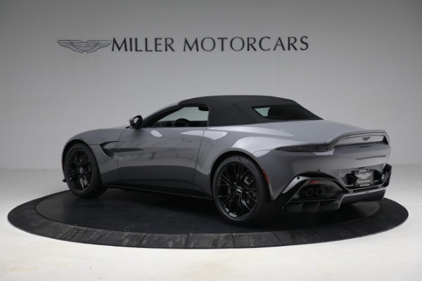 New 2021 Aston Martin Vantage Roadster for sale $180,286 at Aston Martin of Greenwich in Greenwich CT 06830 23