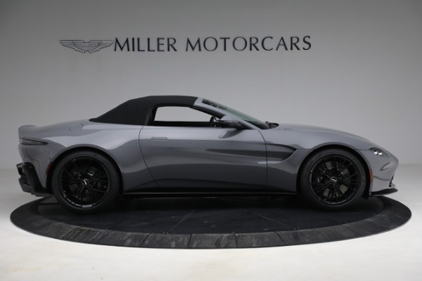 New 2021 Aston Martin Vantage Roadster for sale $180,286 at Aston Martin of Greenwich in Greenwich CT 06830 24
