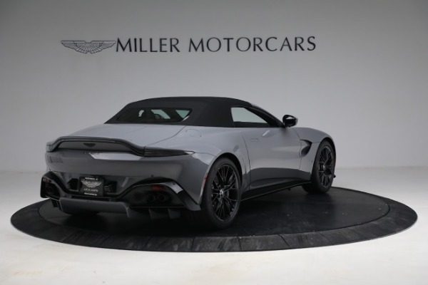 New 2021 Aston Martin Vantage Roadster for sale $180,286 at Aston Martin of Greenwich in Greenwich CT 06830 25