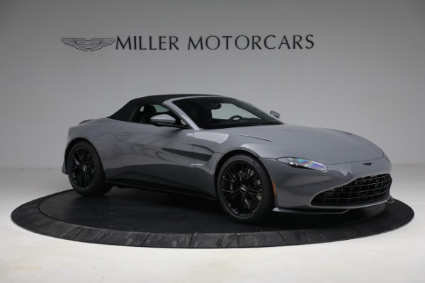 New 2021 Aston Martin Vantage Roadster for sale $180,286 at Aston Martin of Greenwich in Greenwich CT 06830 26